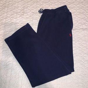 Polo Ralph Lauren Cotton-Blend-Fleece Pant